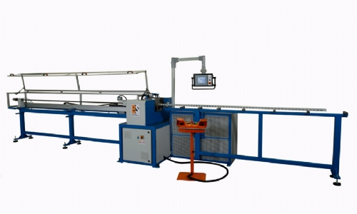 P80-2C Punching machine with two horizontal hydraulic cylinders